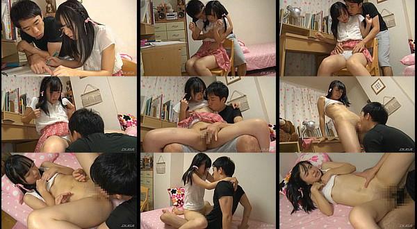 Aカップ未満の従順いいなりいもうと!つるつるぺったん娘 宮沢ゆかり(18)のセックスエロ動画