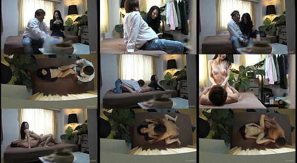 【盗撮動画】ナンパ連れ込み素人妻 ガチで盗撮無断で発売 ミズキ ダマで中出し