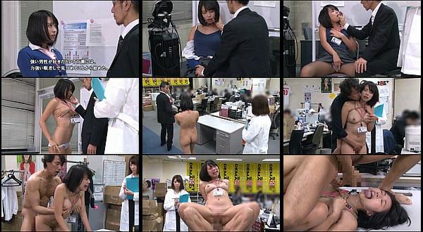 【エロ動画】SODさんが「SMで快感は得られるのか?」を女子社員の百瀬希さんで検証してしまうwww