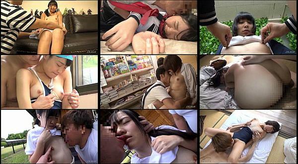 【エロ動画】貧乳だけど感度が良さそうな美少女たちの乳首を摘まんだり舐めたり吸ったりいぢりまくる!
